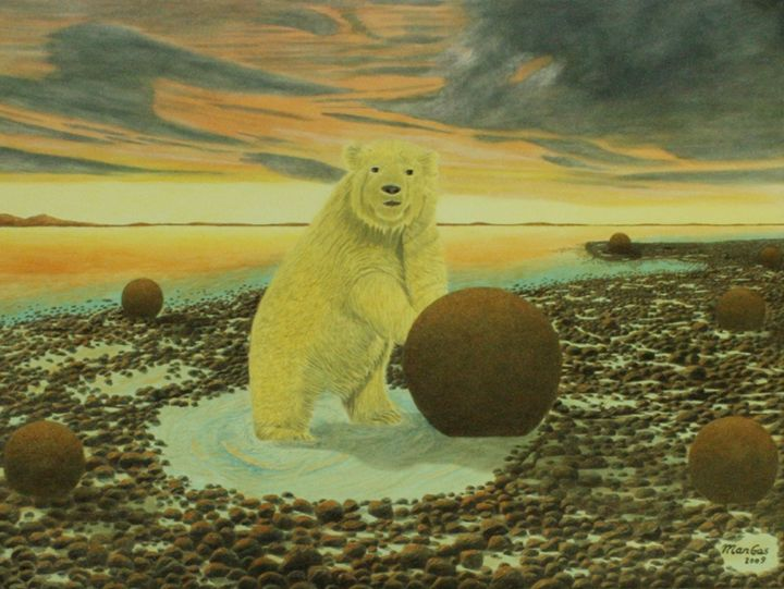 Worst is yet to come in the Arctic - ManGas Gallery