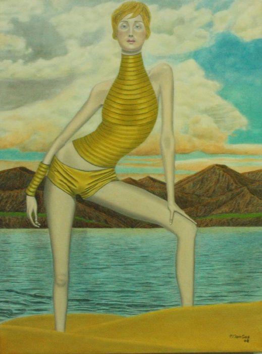 Le Retour de Aphrodite - ManGas Gallery