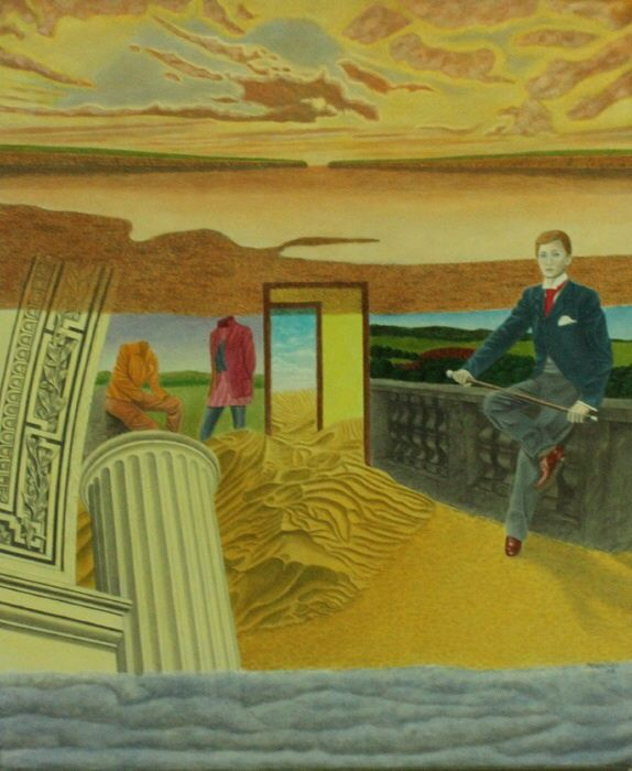 Dimansion Spiritualiste Réaliste - ManGas Gallery