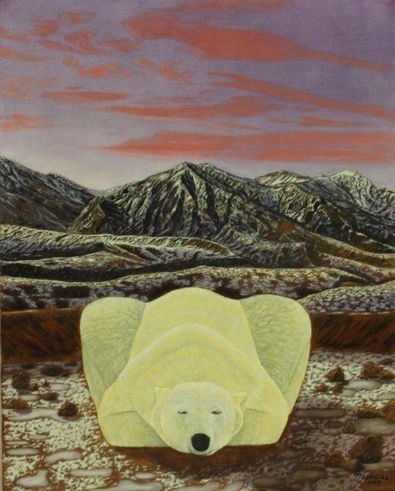 Bon Jour tristesse dans le Groenland - ManGas Gallery