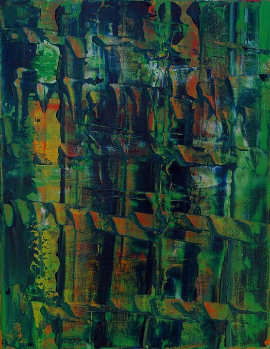Visual background noise 1 - Johann Schuster