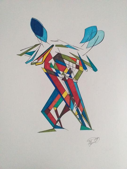 Transverse in colour - Sarah daley