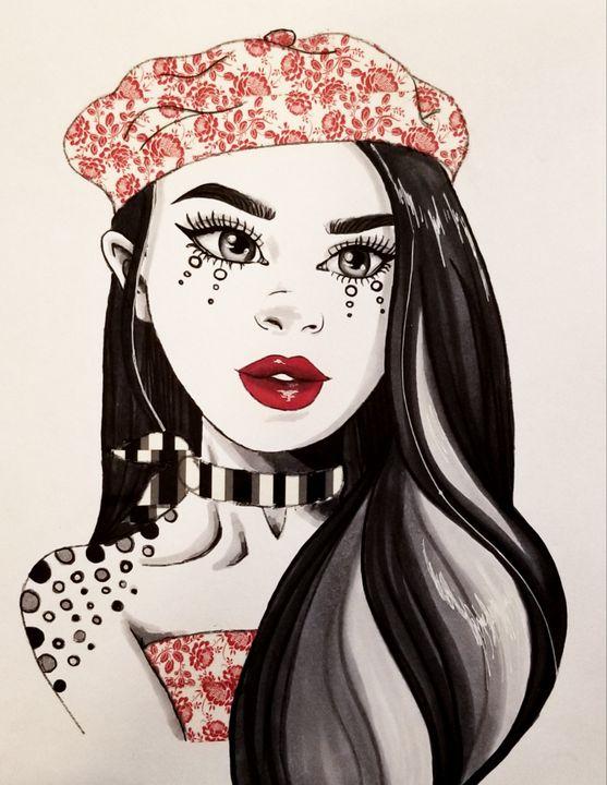 Feeling like Paris gurl - Callie Mclaughlin