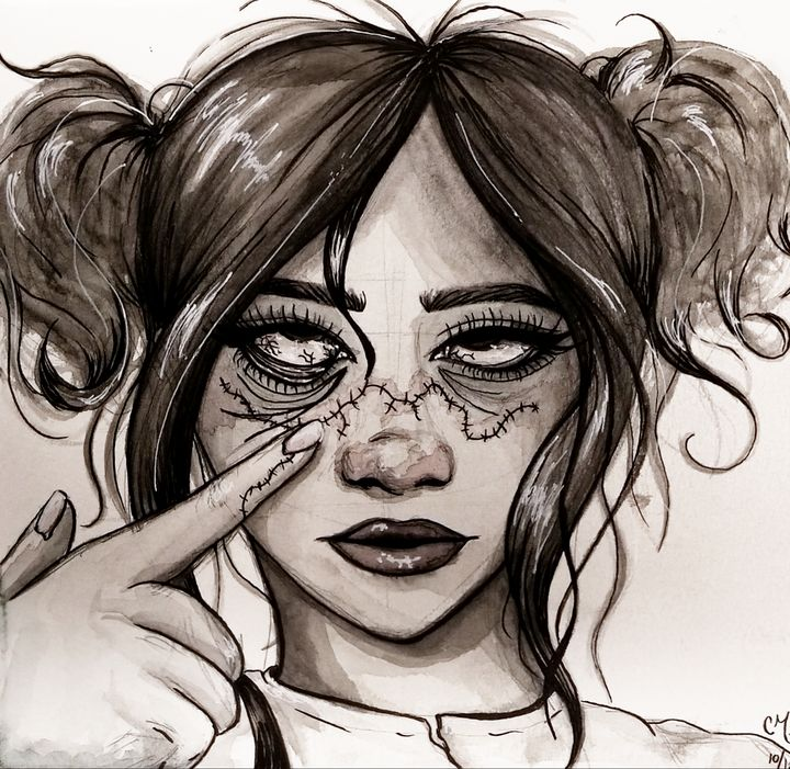 Ghoulish - Callie Mclaughlin