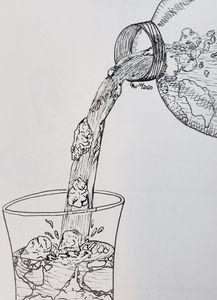 curdled milk