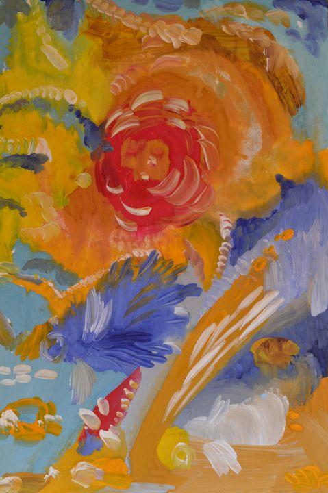 Цветение - Татьяна Славинская