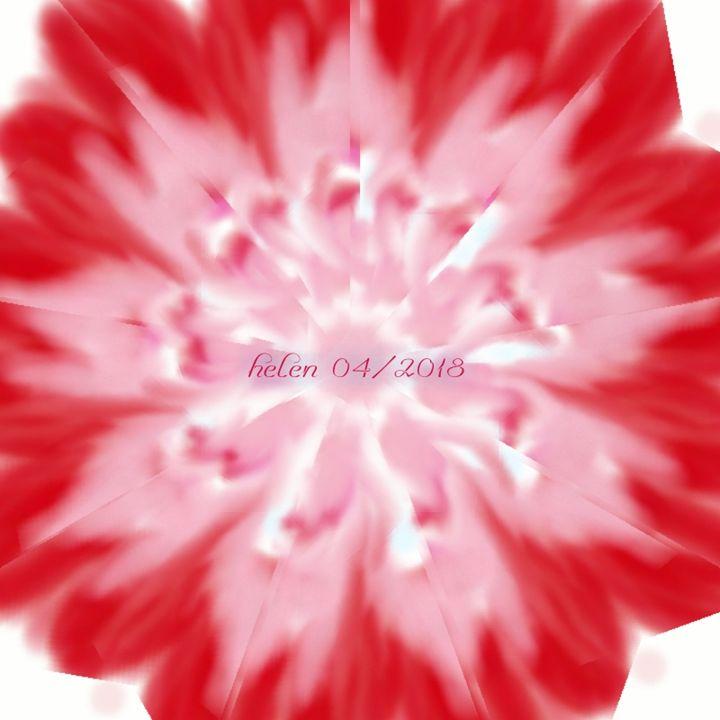 Flower 1 - Helen's Art Gallery