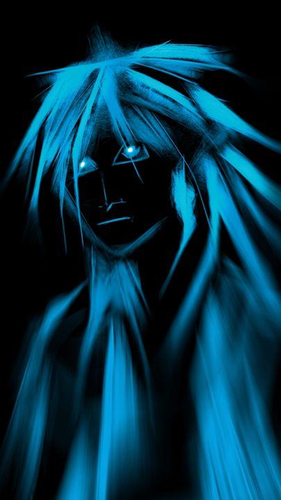blue..... - Deepu