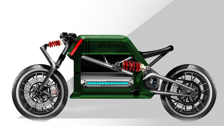 Classic bike - Deepu