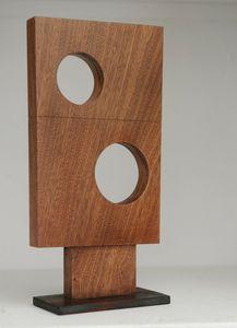 Abstract minimalist sculpture