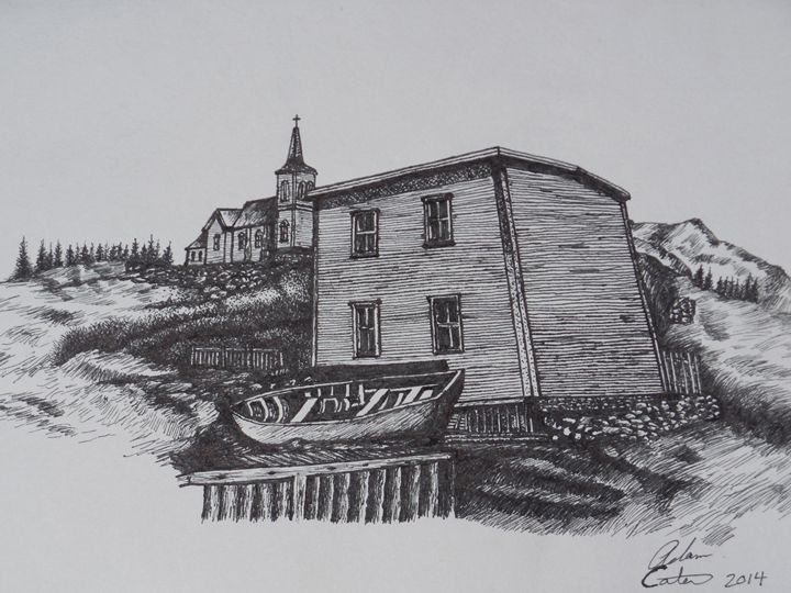 bay newfoundland - cater gallery