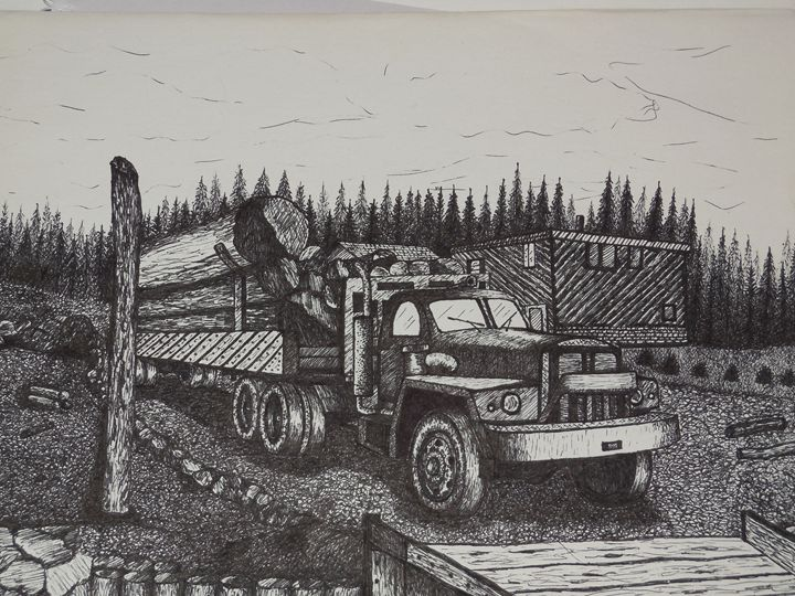 logging in central newfoundland - cater gallery