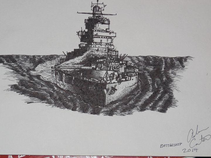 battleship - cater gallery