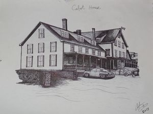 Cabot House Grand Falls, nf - cater gallery