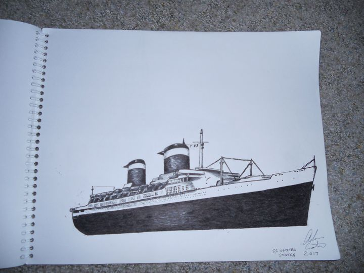 ss united states - cater gallery