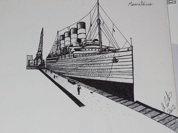 Mauretania - cater gallery