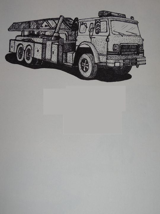 aerial ladder fire truck - cater gallery