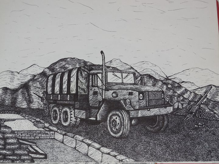 m35a2 army 6x6 - cater gallery