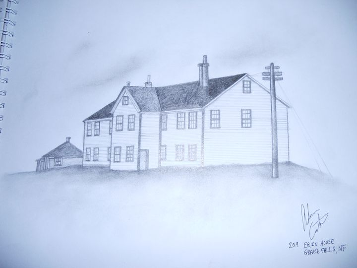erin house grand falls newfoundland - cater gallery