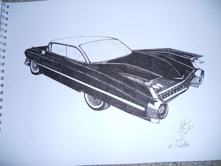 Cadillac 59 - cater gallery