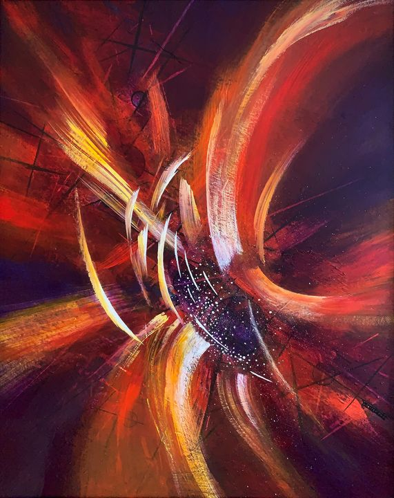 SPINNING OUT OF CONTROL - Mittelstadt Art Works