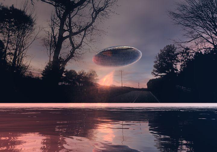 UFO Incident At Creedmoor - SourceCodeX
