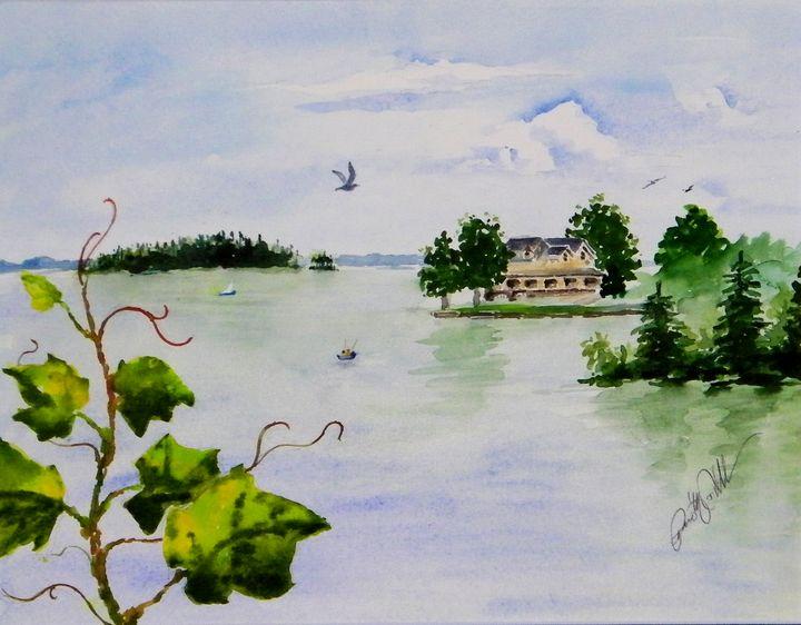 Oneida Lake NY - Timothy Fahrbach