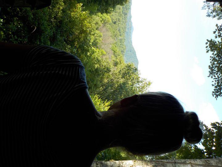 Mountain Overlook - Moll's Art