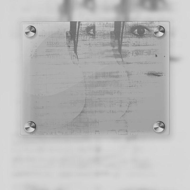 My Double (White) - Anna McGann