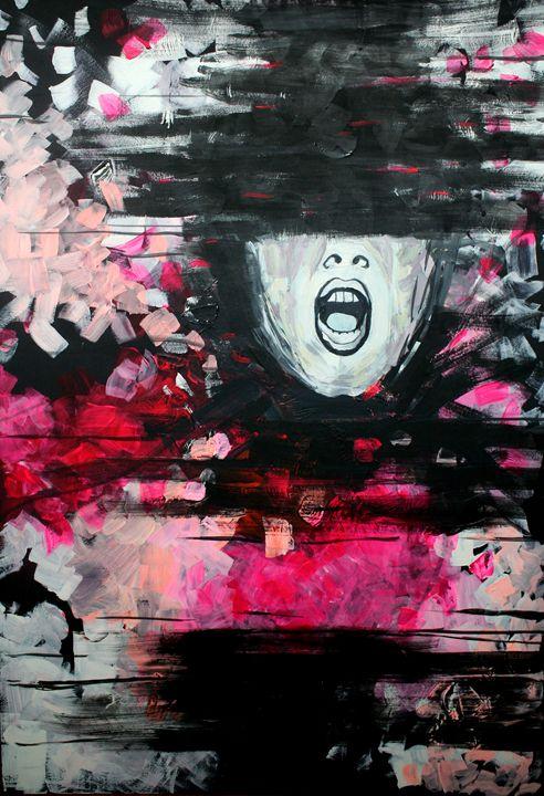 Scream in colors - Akimi