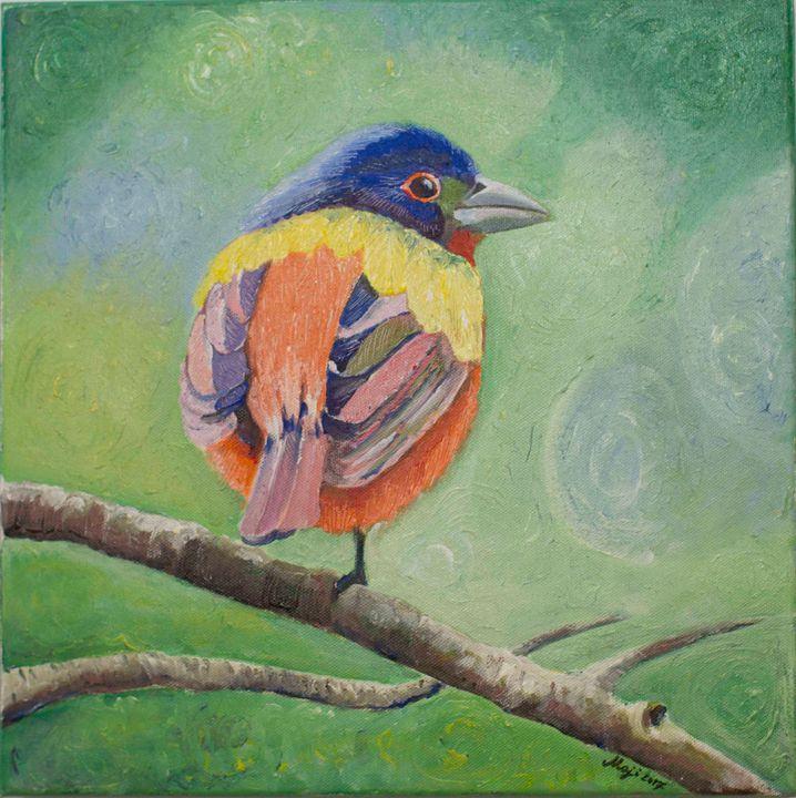 Bird - Moji