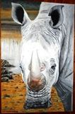 60x90 oil on canvas signed painting