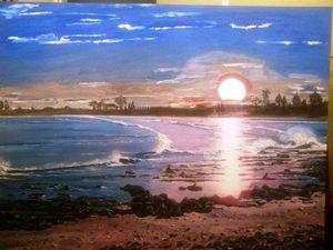 Sunrise Over Elandsbay, Western Cape