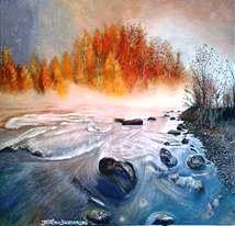 Dawn - Wild At Art