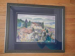 Provence Fairytale - Giclee Edition