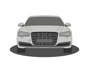 Audi A8 Vector - CW Designs