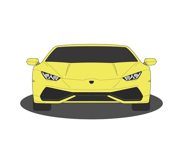 Lamborghini Huracan - CW Designs