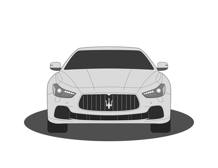 Maserati Ghibli - CW Designs