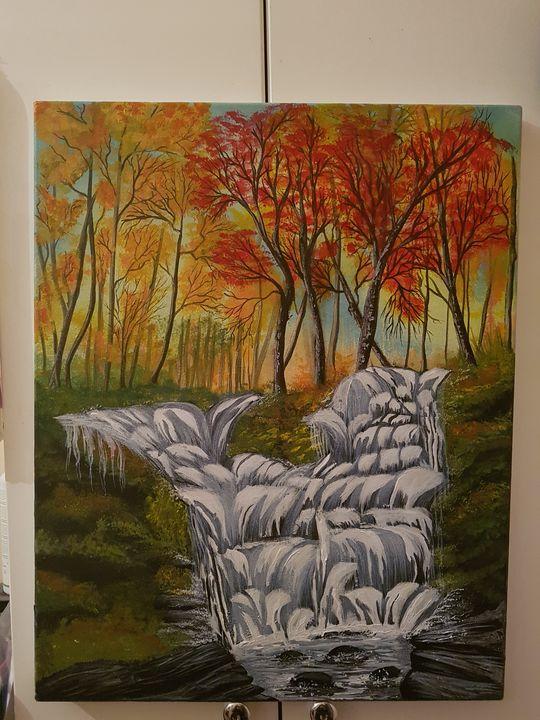Autumn fall - @s.avei_art
