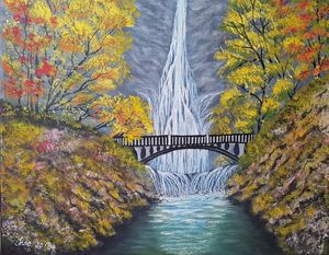 Multhnomah Falls