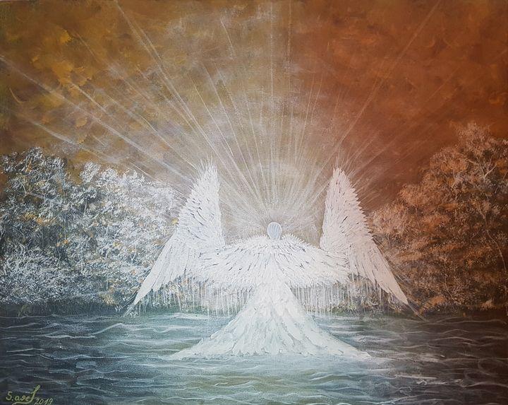 Magical Angel - @s.avei_art