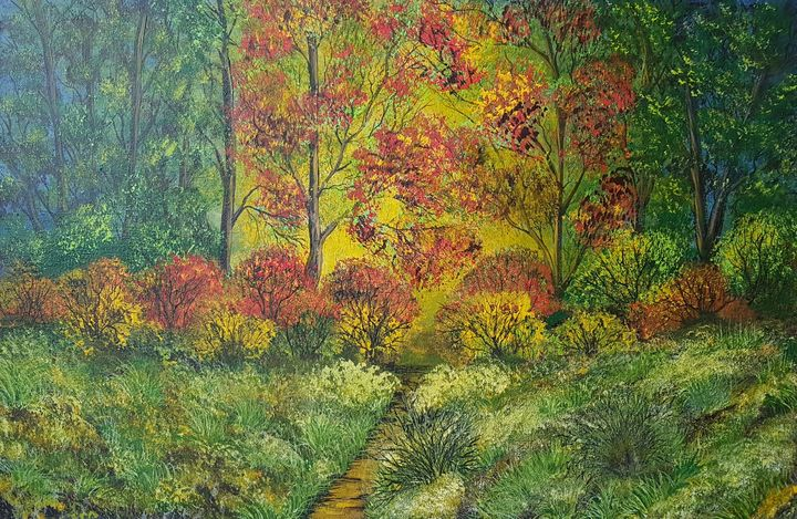 Forest - @s.avei_art