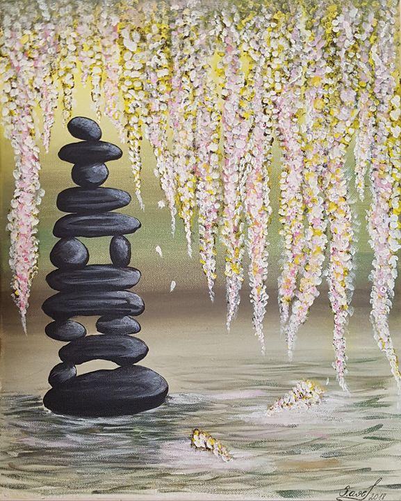 Meditative rocks - @s.avei_art