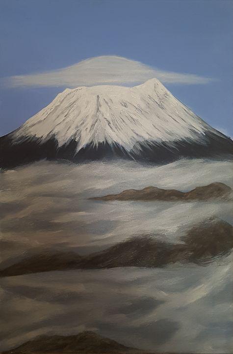 Mountain mist - @s.avei_art