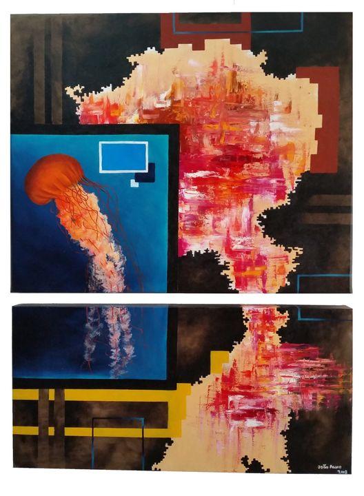 Jellyfish - JP.art
