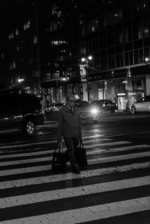 Crossing - Gabriel Jacobs