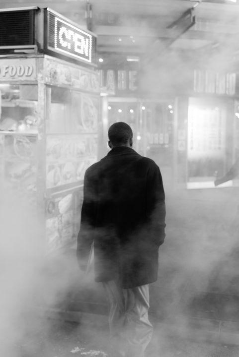 Steam - Gabriel Jacobs