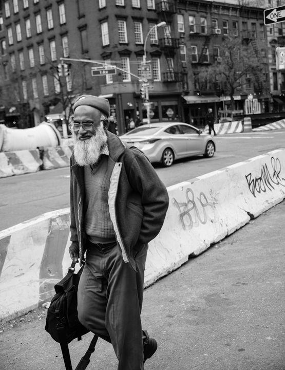 Beard - Gabriel Jacobs