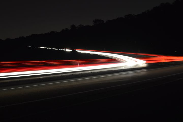 Flexing the night light - Gabriel Jacobs