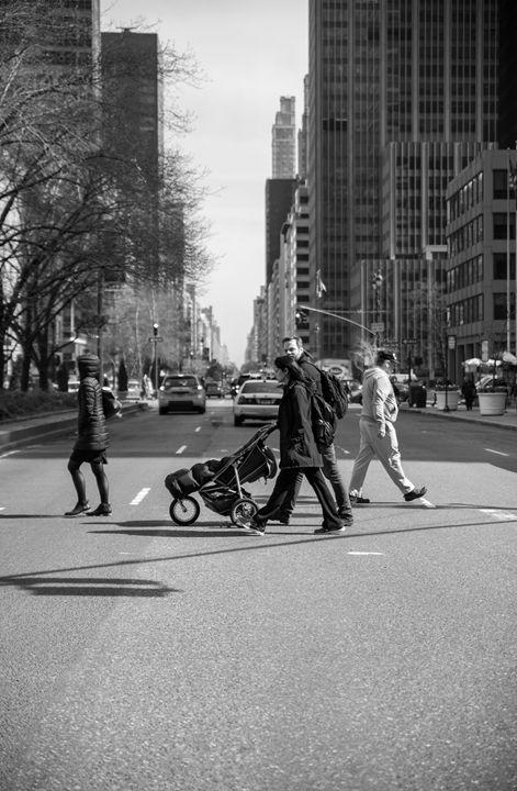 Stroller - Gabriel Jacobs